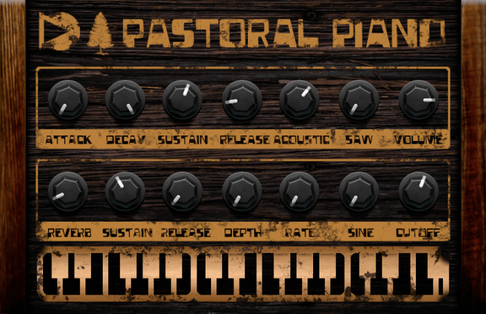 SampleScience Pastoral Piano