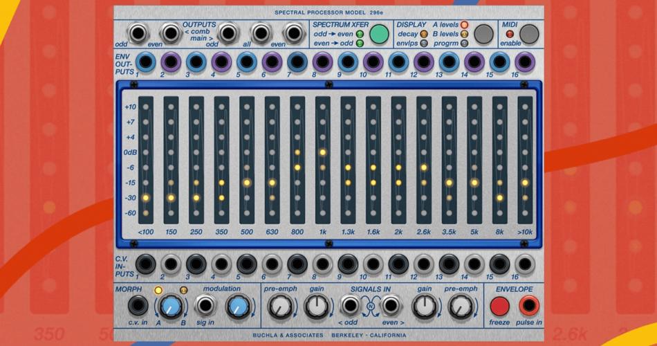 Softube Buchla 296e for Modular