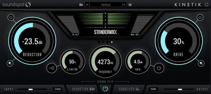 SoundSpot Kinetik