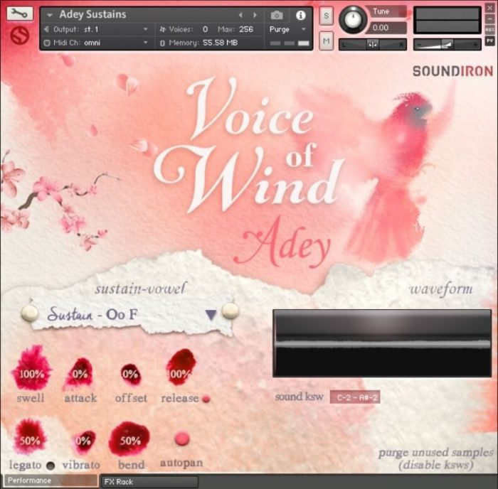 Soundiron Voice Of Wind Adey