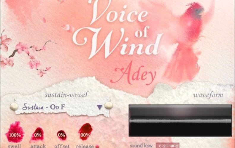 Soundiron Voice Of Wind Adey