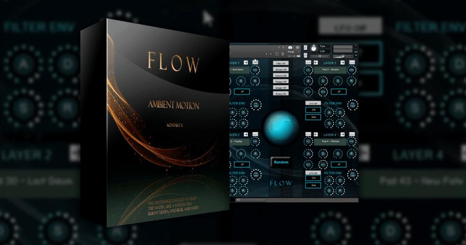 Triple Spiral Audio Flow feat