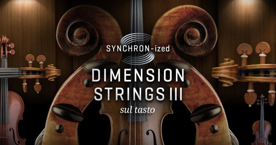 VSL Synchron Dimension Strings III