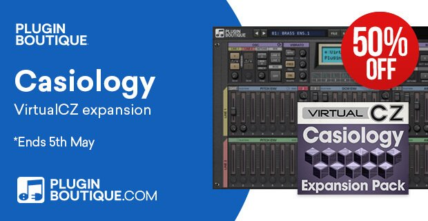 VirtualCZ Casiology Expansion 50 PluginBoutique