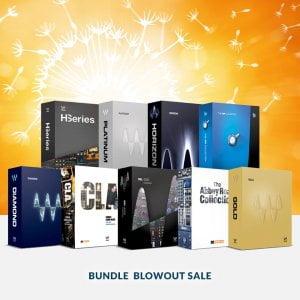 Waves Bundle Blowout Sale