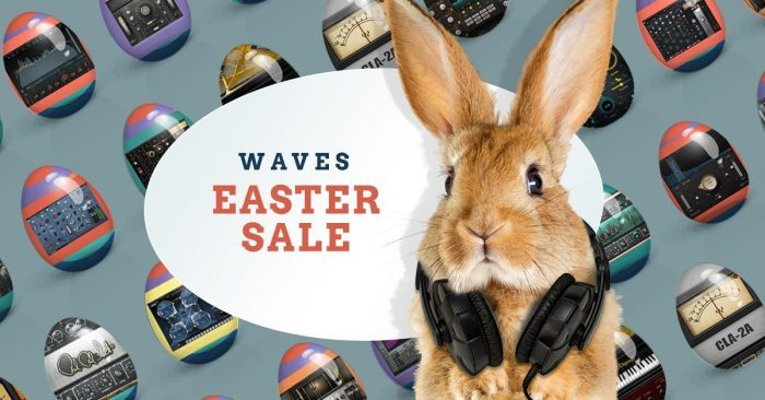 Waves Easter Sale 2019