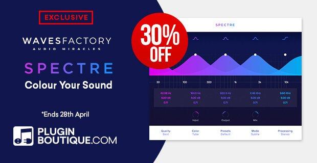 Wavesfactory Spectre Sale