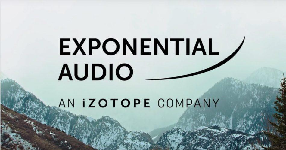 iZotope Exponential Audio