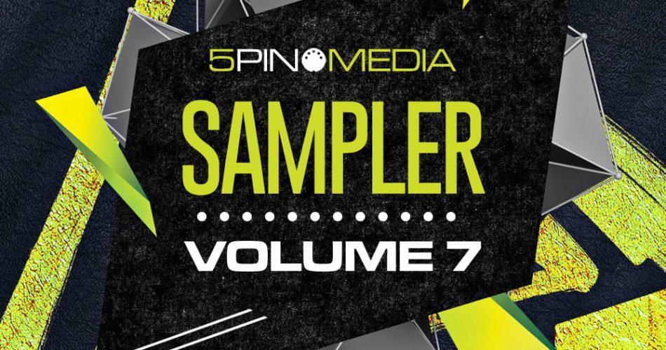 5Pin Media Label Sampler 7