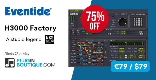 Eventide H3000 Factory Sale