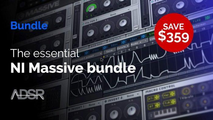 ADSR Essential NI Massive Bundle