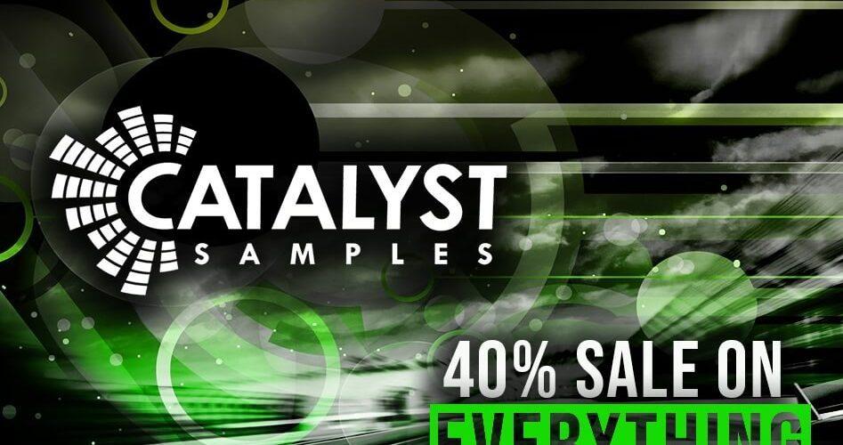 ADSR Sounds Catalyst Samples 40 OFF