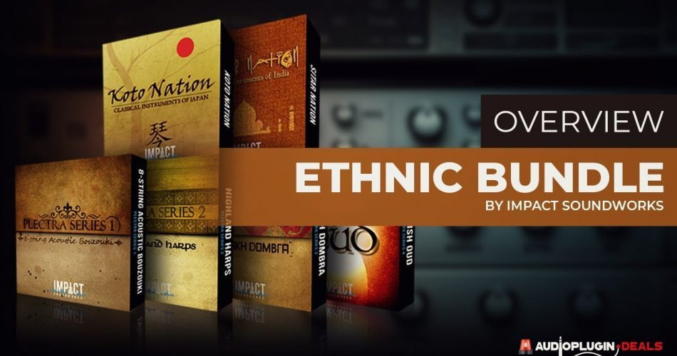 APD Ethnic Bundle overview