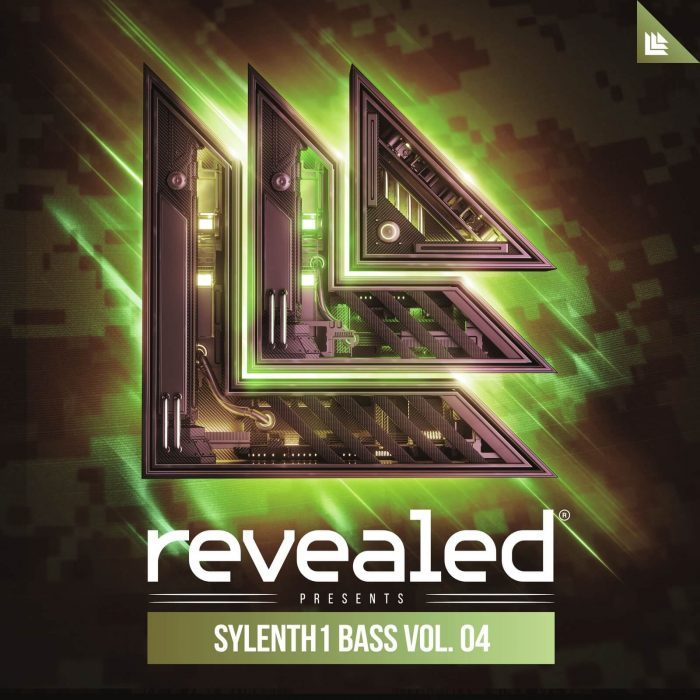 Alonso Sound Reveal Sylenth Bass Vol 4