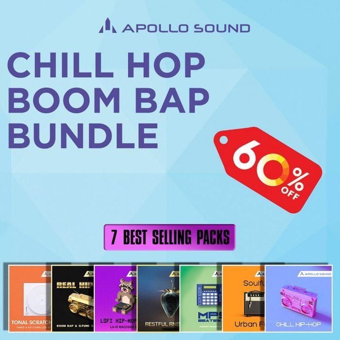 Apollo Sound Chill Hop Boom Bap Bundle