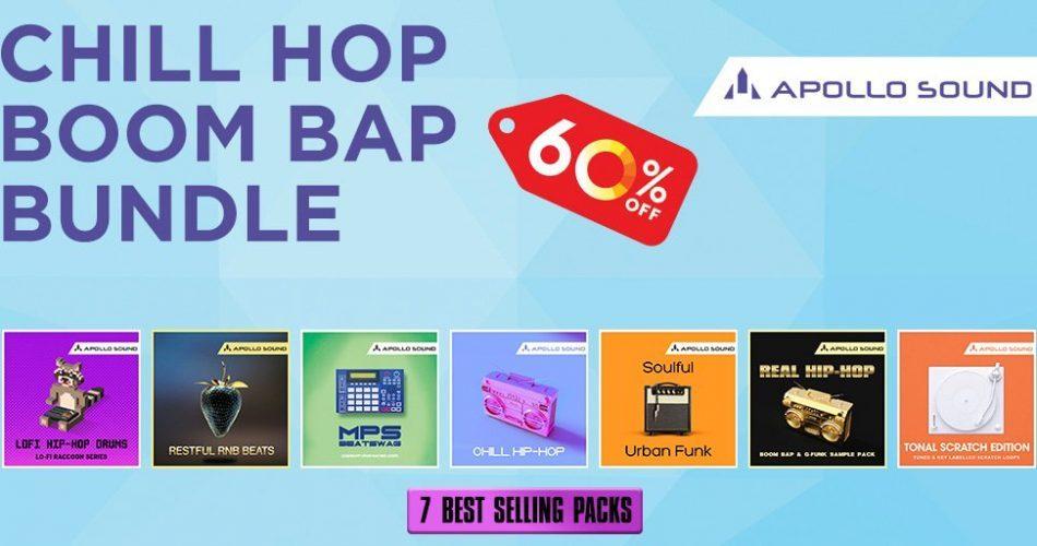 Apollo Sound Chill Hop Boom Bap Bundle feat
