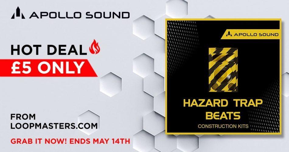 Apollo Sound Hazard Trap Beats sale