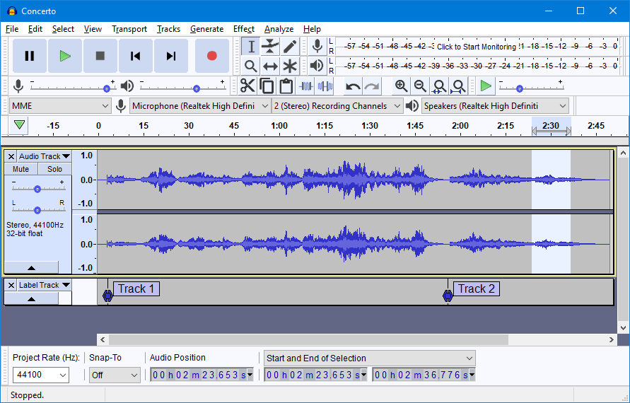 audacity lame mp3 encoder free download windows 7