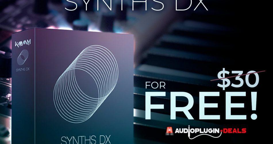 Audio Plugin Deals SYNTHS DX