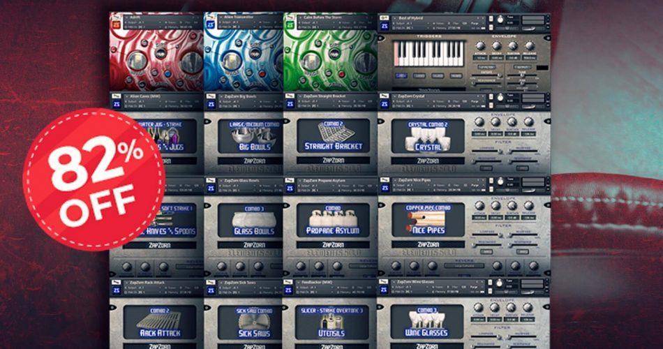 Audio Plugin Deals Zapzorn