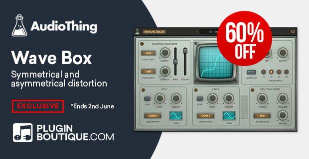 Audio Thing Wavebox 60 OFF