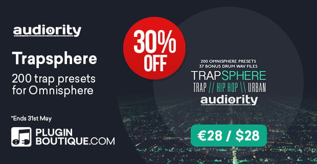 Audiority Trapshere 30 OFF