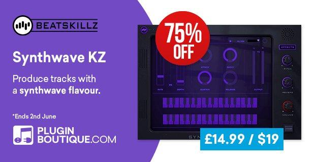 BeatSkillz Synthwave KZ 75 OFF
