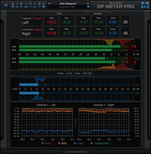 Blue Cat DP Meter Pro 4.2