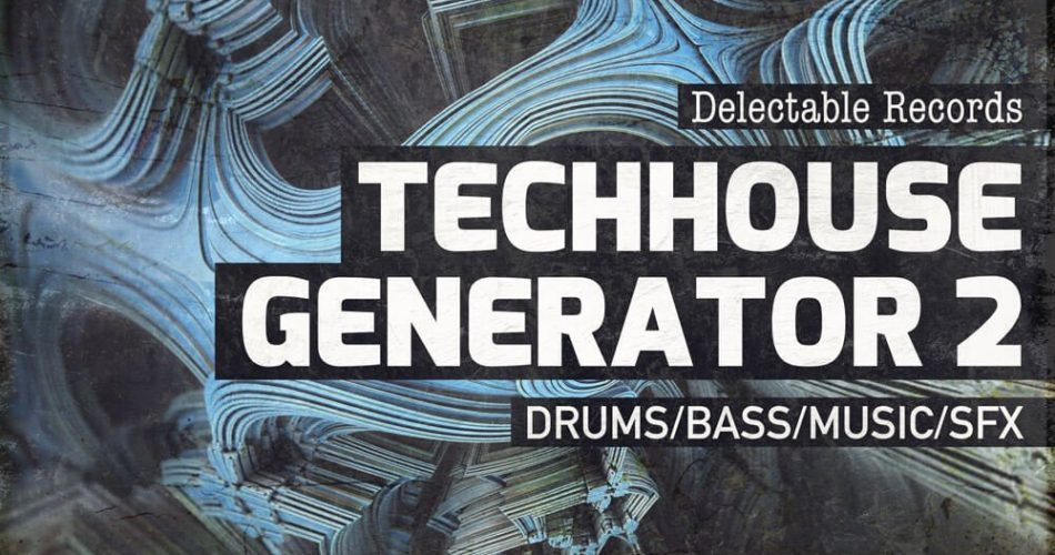 Delectable Records Tech House Generator 2
