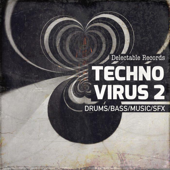 Delectable Records Techno Virus 2