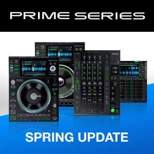 Denon DJ Spring Updates