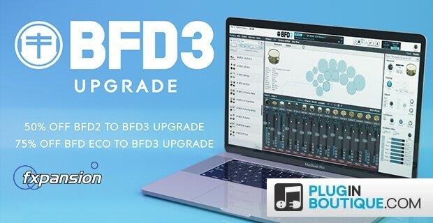 FXpansion BFD3 PluginBoutique