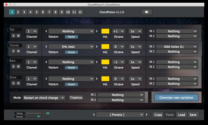 FeelYourSound ChordPotion 1.1