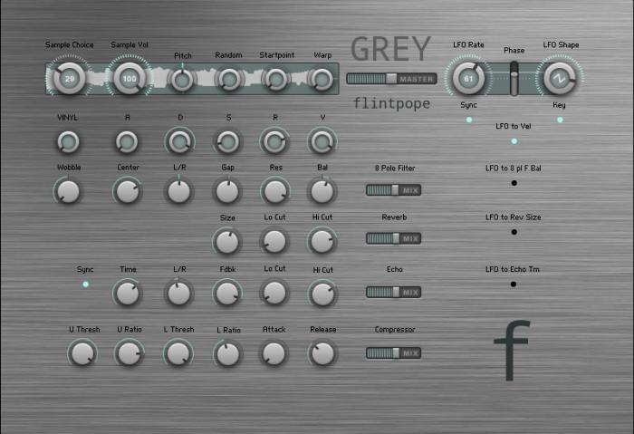 Flintpope Grey