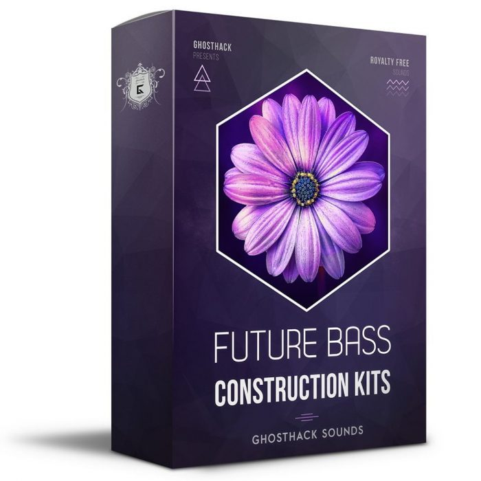 Ghosthack Future Bass Construction Kits