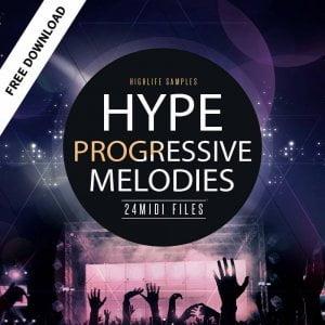 HighLife Samples Hype Progressive Melodies