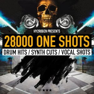 Hy2orgen 28000 One Shots