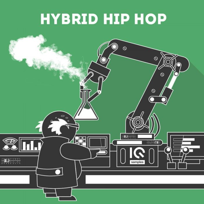 IQ Samples Hybrid Hip Hop