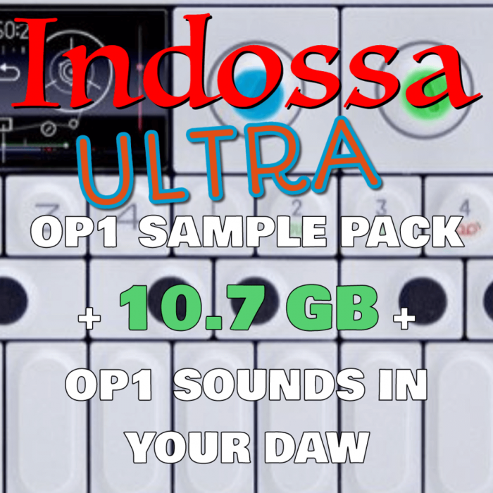 Indossa Ultra OP1 Pack