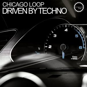 Industrial Strength Chicago Loop Driven By Techno