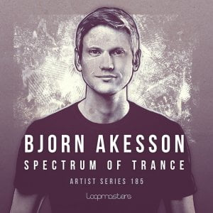 Loopmasters Bjorn Akesson Spectrum of Trance