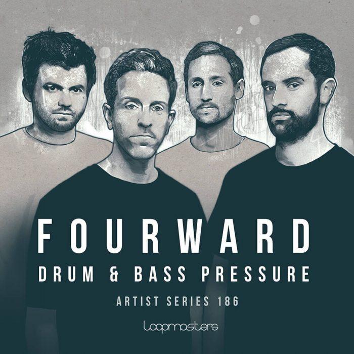 Loopmasters Fourward Drum and Bass Pressure