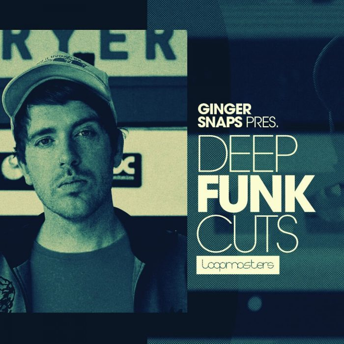 Loopmasters Ginger Snaps Deep Funk Cuts