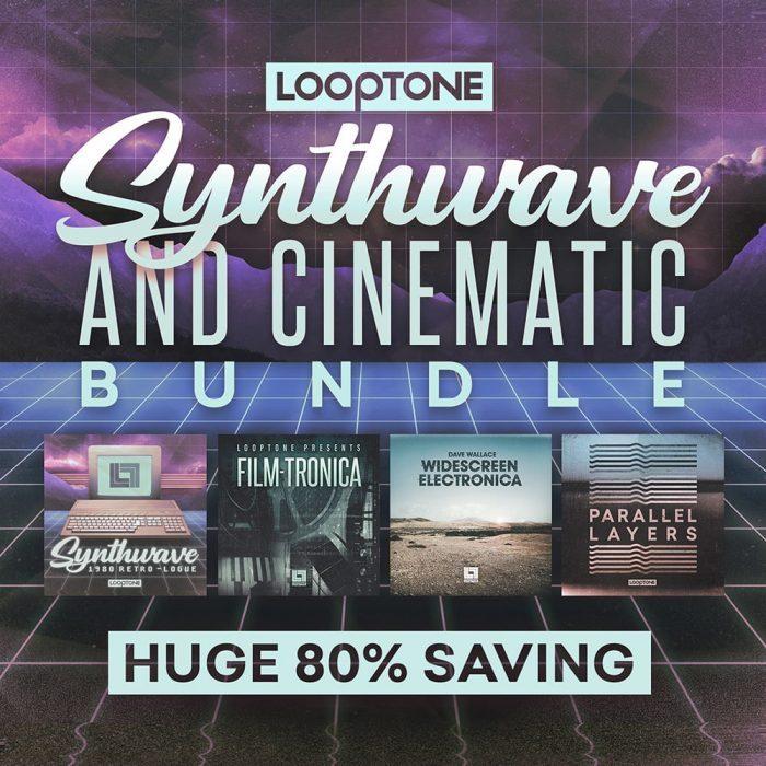 Looptone Synthwave & Cinematic Bundle