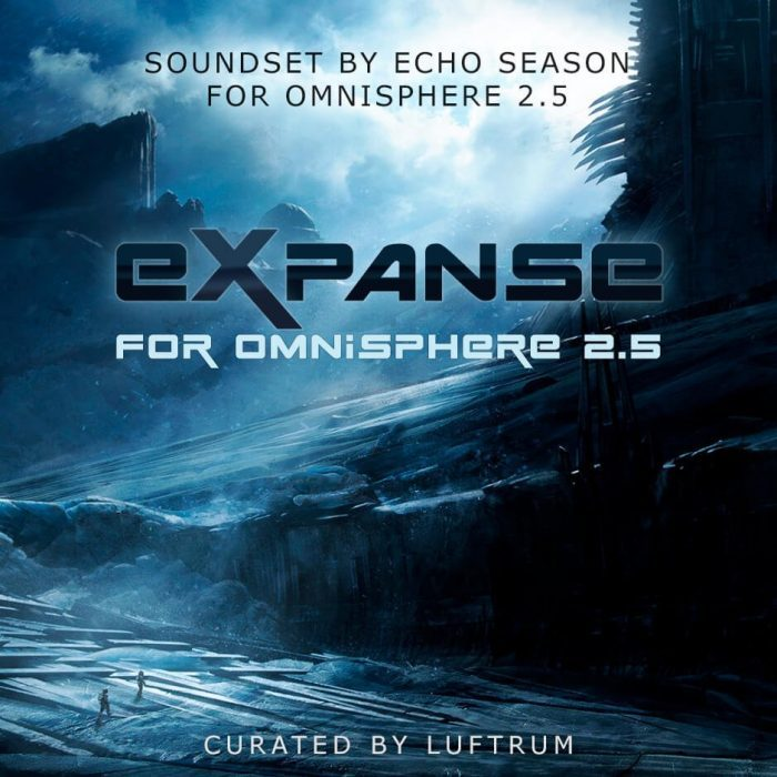 Luftrum Expanse for Omnisphere