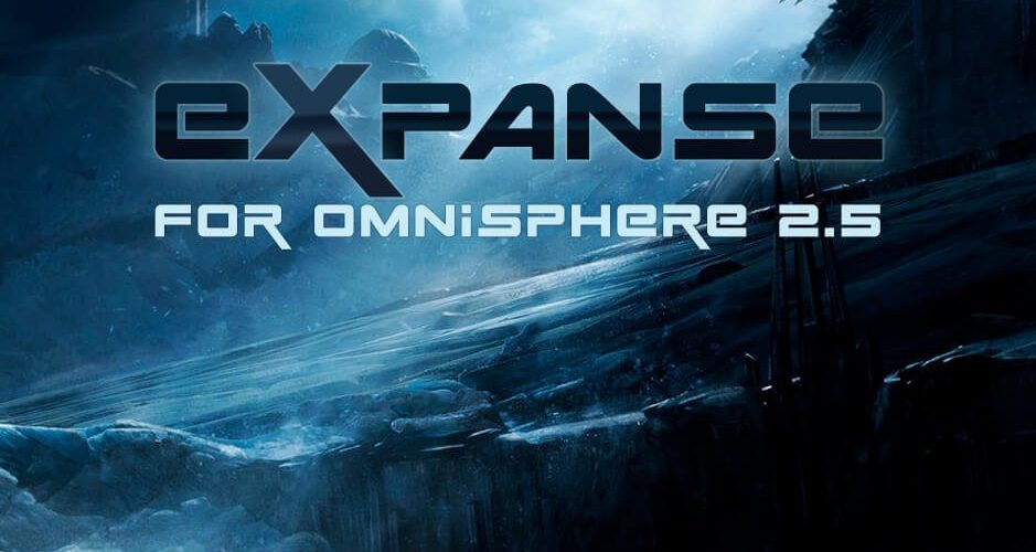 Luftrum Expanse for Omnisphere