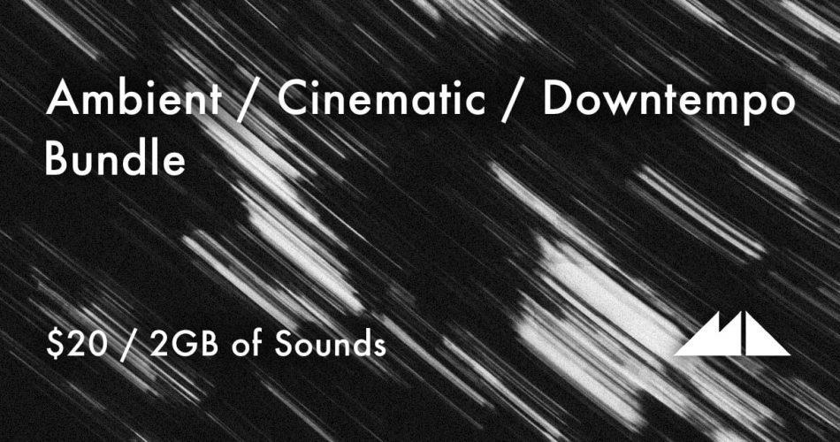 ModeAudio Cinematic Bundle banner