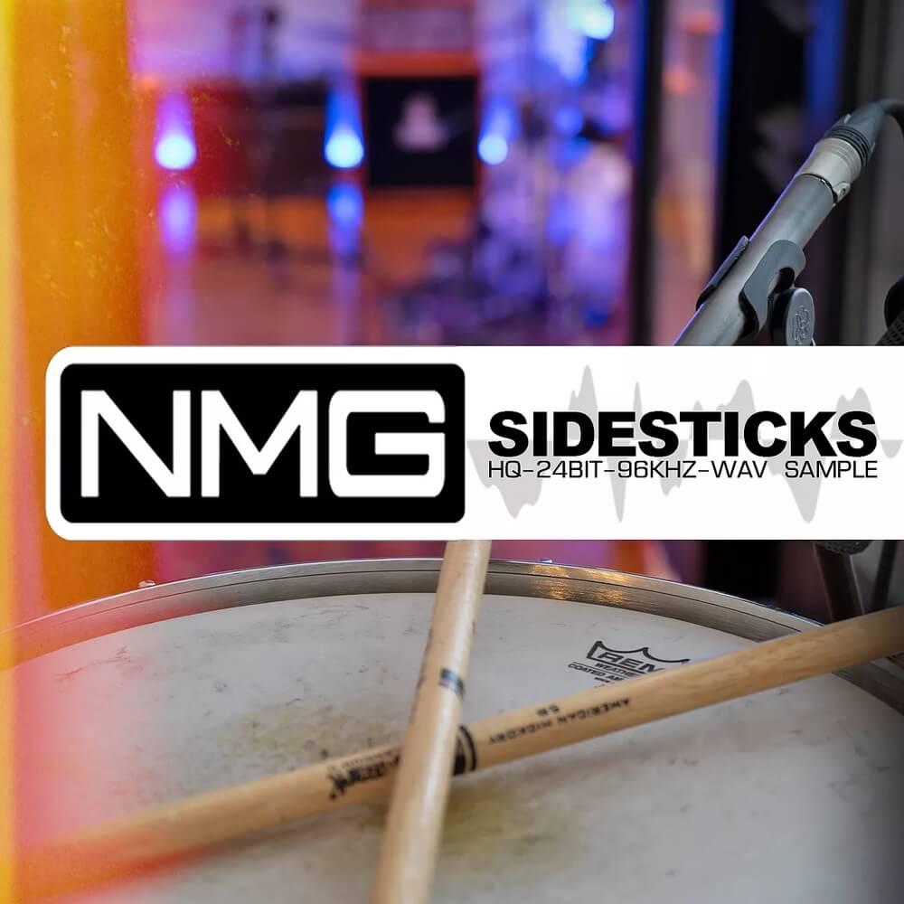NMG Recording Studio releases Sidesticks free sample pack