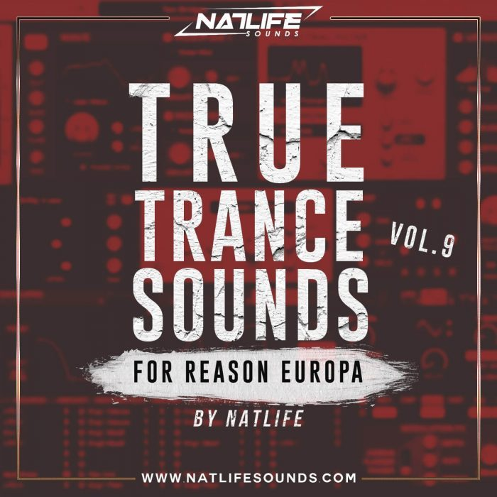 NatLife Sounds True Trance Sounds Vol 9 for Europa