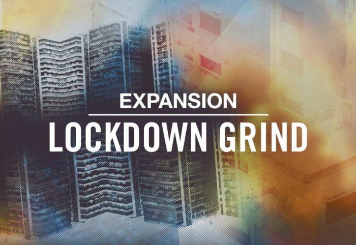 Native Instruments Lockdown Grind